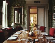 The Walbrook Club Private Dining Image The Green Room