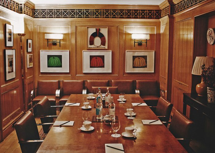 Luxury Private Dining Rooms at The Walbrook Club - London ...