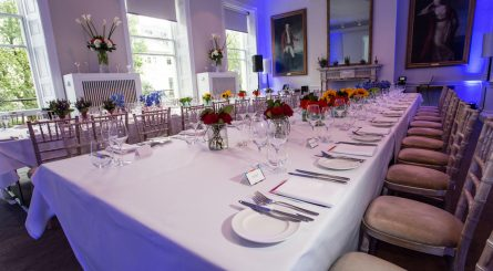 41 Portland Place Private Dining Room Image Main 1