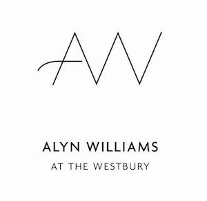 Alyn Williams at The Westbury logo
