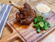 Chop Shop Food Image Lamb Shank