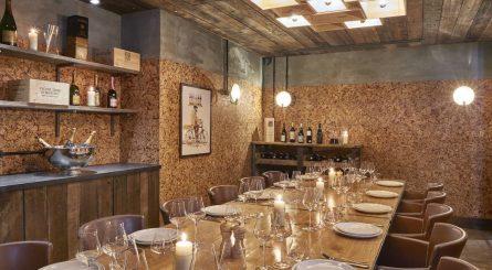 Humble Grape Fleet Street Private Dining Room Image 1