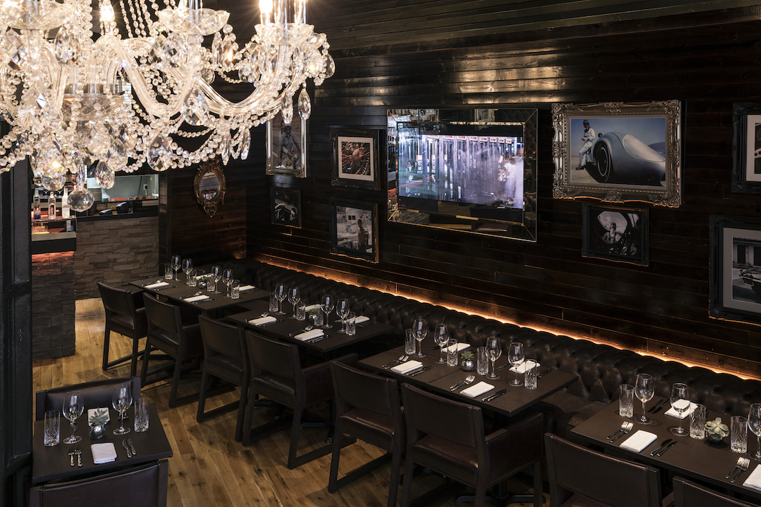 Image of McQueen Shoreditch Private Dining Room