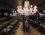 McQueen Shoreditch Private Dining Image2 Chandelier