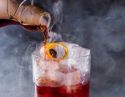 Radisson Blu Edwardian Hampshire Hotel Drink Image Aztec Negroni
