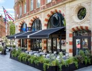Radisson Blu Edwardian Hampshire Hotel Exterior Image Leicester Square Kitchen