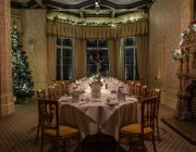 The Elvetham Private Dining Image The Morning Room Evening Dinner