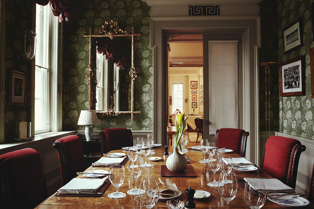 The Walbrook Club - Private Dining Image - The Green Room