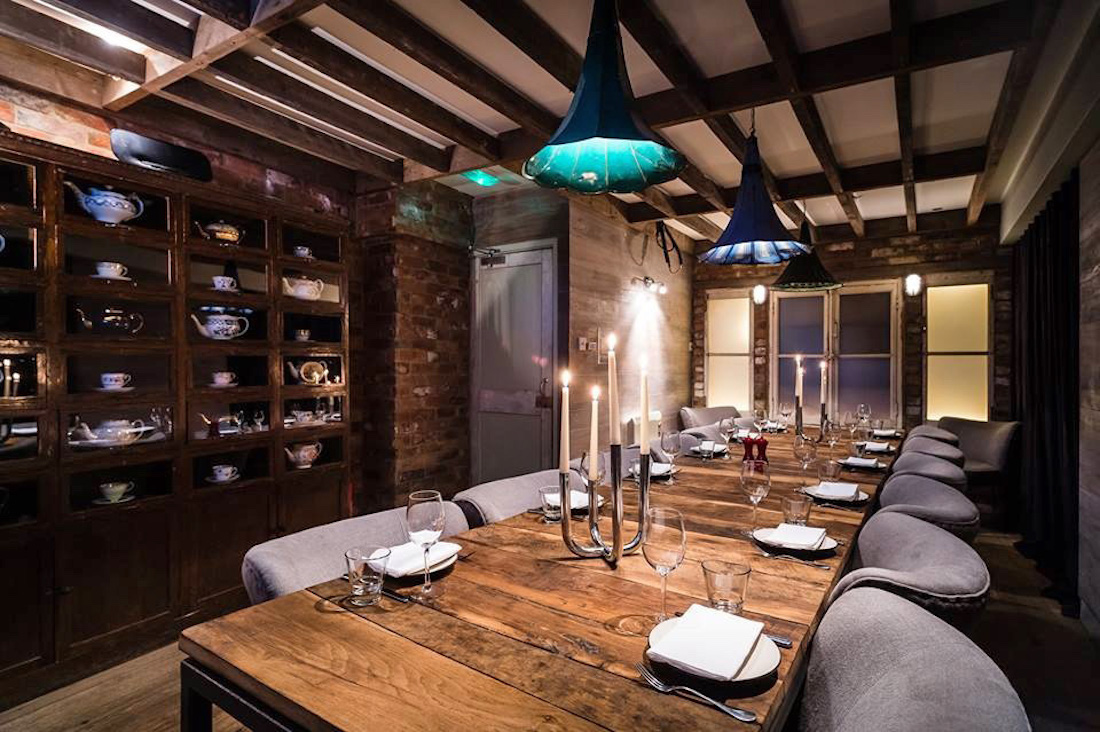 Luxury Private Dining Rooms At Village East Bermondsey