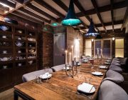Village East Private Dining Room Image