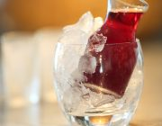 Ognisko Restaurant Drink Image Cherry Vodka
