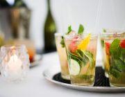 Ognisko Restaurant Food Image Drinks Image Wedding Cocktails