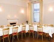 Ognisko Restaurant Salonik Private Dining Room