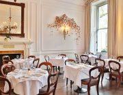 Ognisko Restaurant Set Tables Image