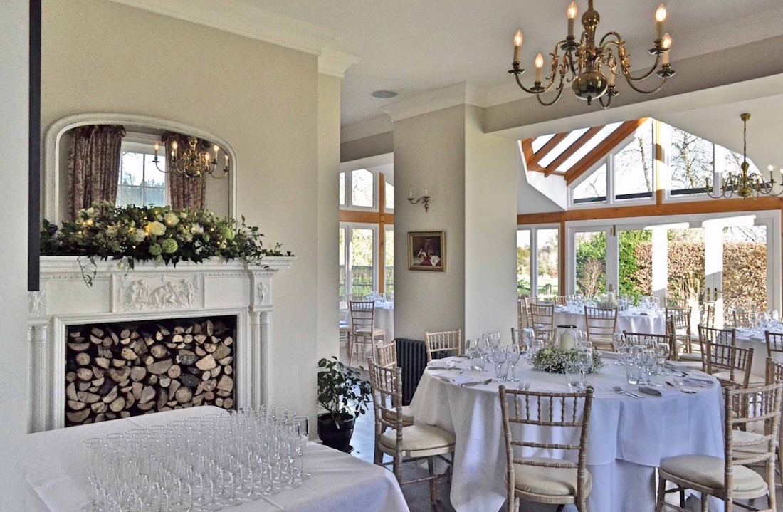 Private Dining Room at Barton House - East Lockinge, Wantage, Oxfordshire, OX12 8QD