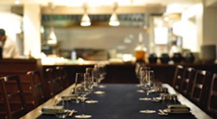 Flat Three Restaurant Private Dining Image 1