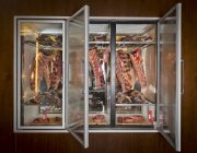 MASH London Food Image Refrigerated Steak and Beef Ribs