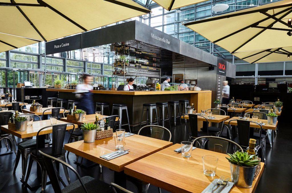 Obicà Canary Wharf - Restaurant Image