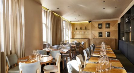 Obicà South Kensington Private Dining Room Image 1