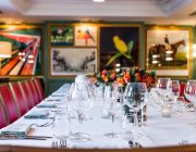 The Ivy Montpellier Brasserie Private Dining Room Image10