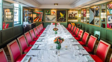 The Ivy Montpellier Brasserie Private Dining Room Image3 1