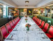 The Ivy Montpellier Brasserie Private Dining Room Image3