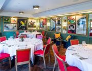 The Ivy Montpellier Brasserie Private Dining Room Image9