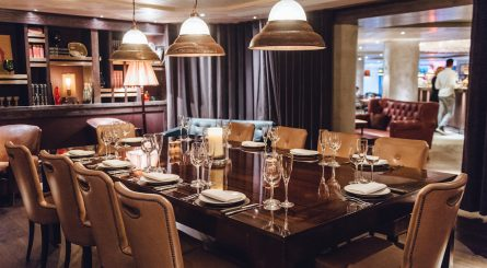 100 Wardour Street Private Dining Room Image 1
