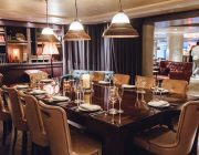 100 Wardour Street Private Dining Room Image