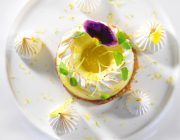 Pied a Terre Food Image Dessert