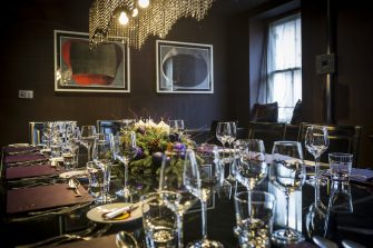 Pied a Terre New Private Dining Room Image Set Table 1