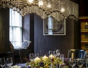 Pied a Terre New Private Dining Room Image2 Set Table