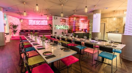 Rascals London Shoreditch Private Dining Room Image5 1