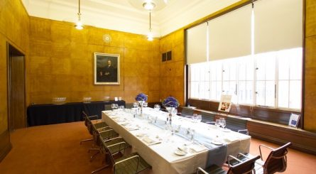 Royal Institute of British Architects Private Dining Room Image Aston Webb Room 1