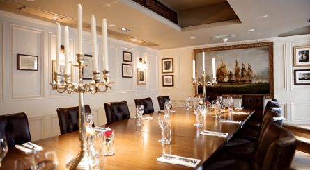 The Admiralty Private Dining Image The Admirals Cabin 1