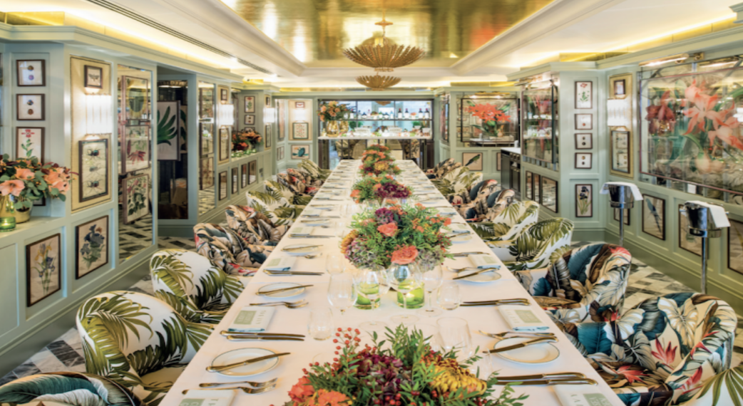Find and book the best private dining rooms in london and for Best private dining rooms chelsea