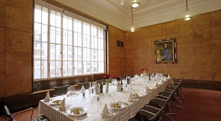 The Royal Institute Of British Architects Private Dining Room Image Aston Webb 445x245