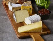 Bush House Food Image Cheese Board 1