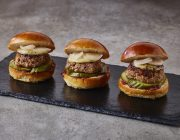 Bush House Food Image Mini Burgers