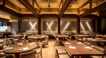 Nobu Hotel Shoreditch Private Dining Room Image 1