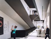Science Gallery London Atrium Internal Image
