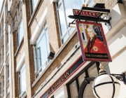 The Chamberlain Hotel External Image With Fullers Pub Sign