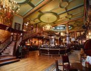 The Counting House Bar Image With Staircase