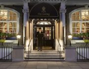 The Goring Private Dining Room Image The Drawing Room Exterior Image Entrance