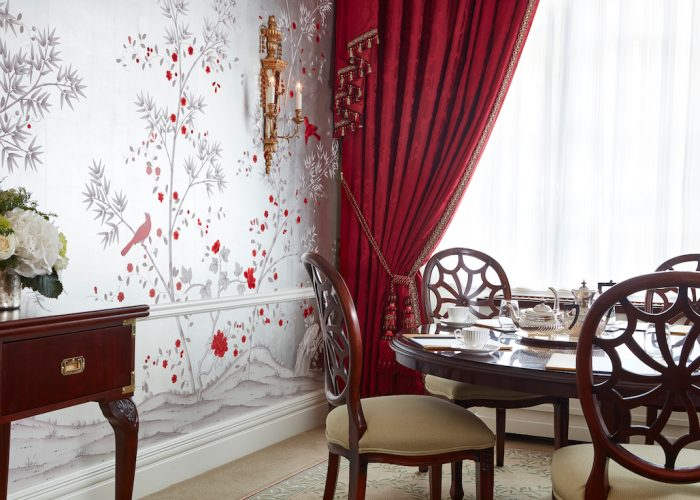 Luxury Private Dining Rooms At The Goring Belgravia London Sw1
