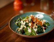The Hydrant Food Image Salad