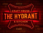 The Hydrant Neon Sign Image