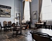 The Parcel Yard Private Dining Room Image