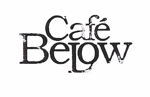Café Below logo