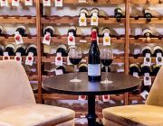 Matsya Dining Wine Selection